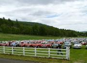 wystawa samochodów