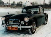 MG A Coupe