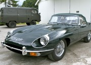 Jaguar E-type SII