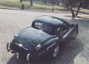 stary samochód